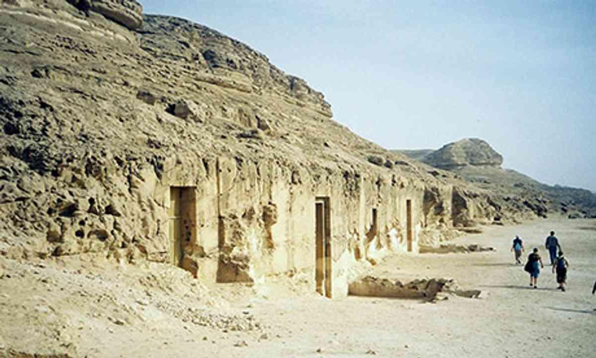 Beni Hasan (Wiki Images)