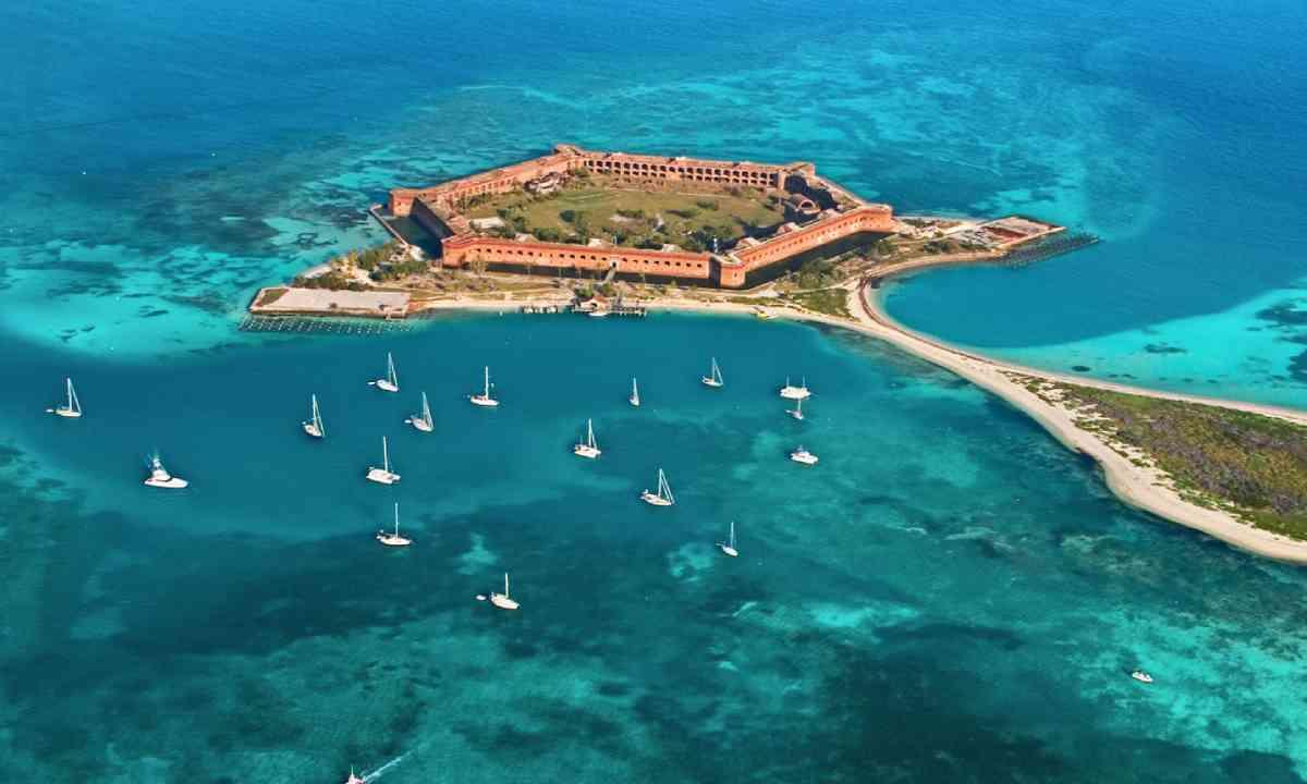Dry Tortugas National Park (Shutterstock)
