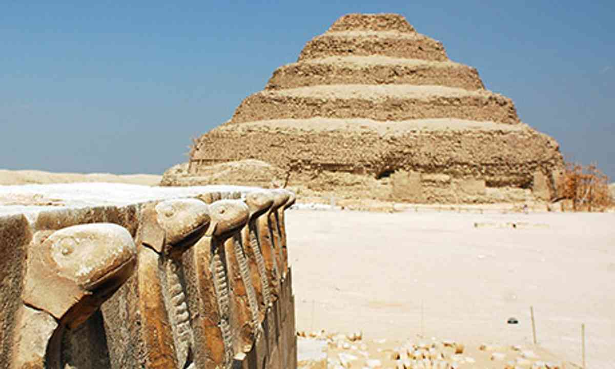 Saqqara (Wiki Images)