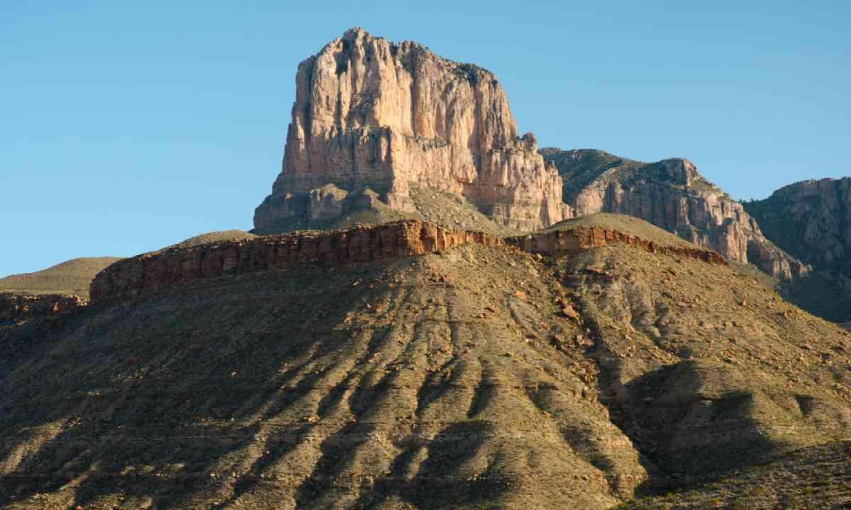 El Capitan mountain peak (Shutterstock)