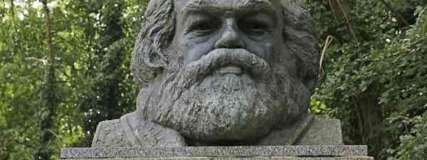 Karl Marx's headstone (Shutterstock.com. see main credit below)