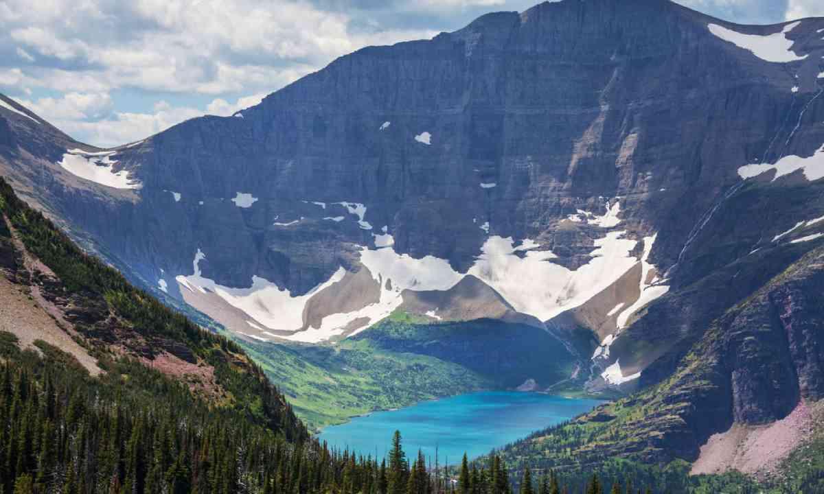 Glacier National Park, Montana (Shutterstock)