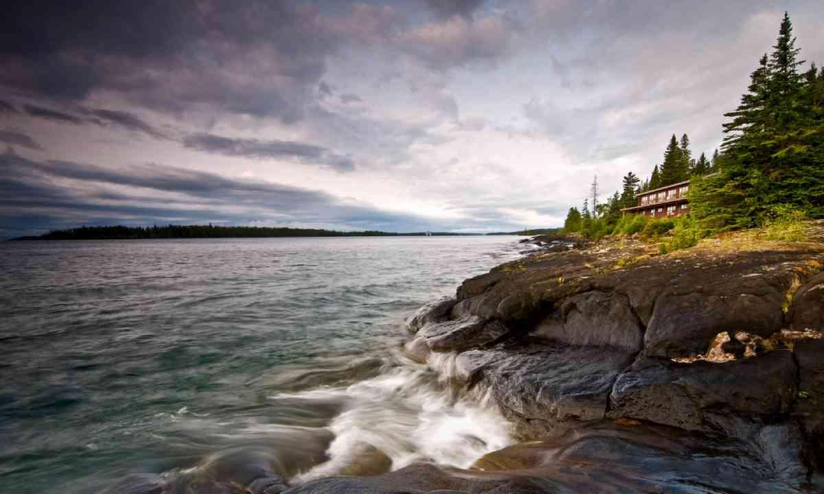 Isle Royale National Park (Shutterstock)