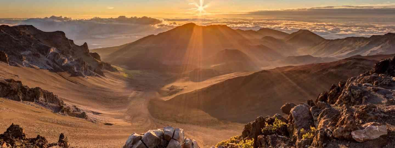 Haleakala volcano (Shutterstock)