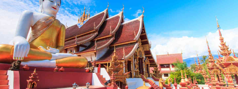 Chiang Mai (Shutterstock: see credit below)