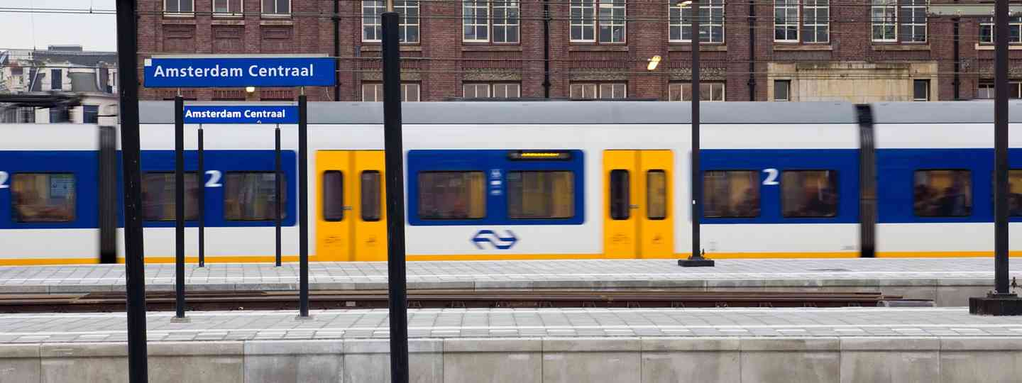 Amsterdam Centraal (Dreamstime)