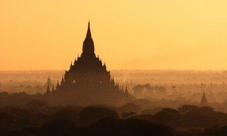 Bagan (Wanderlust)