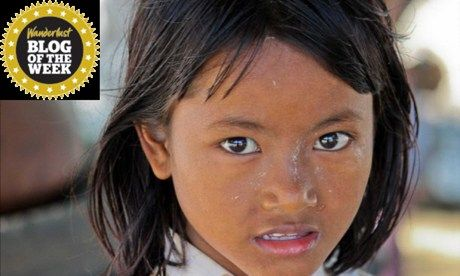 Burmese Girl (Kellie Netherwood)