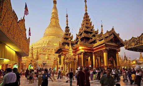 Swedagon Pagoda (iStock)