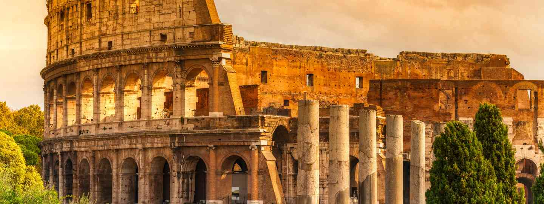 Coliseum in Rome (Shutterstock.com. See main credit below)