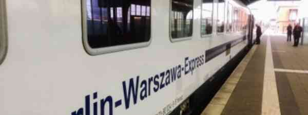 Berlin-Warsaw Express (Matthew Woodward)