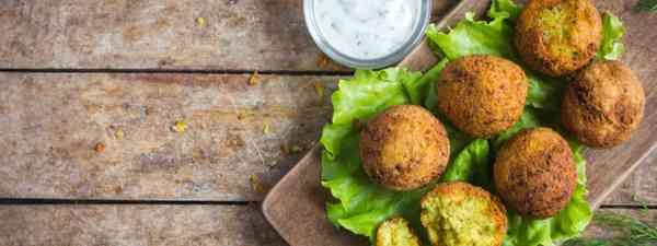 Falafel recipe (Shutterstock)