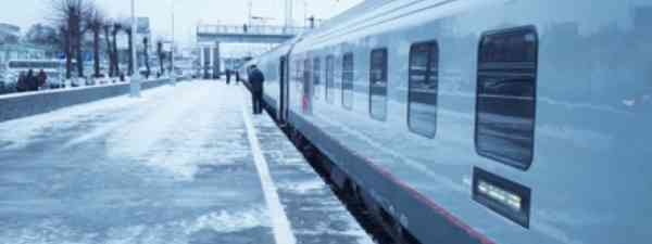 Night train to Moscow (Matthew Woodward)