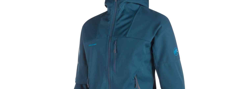Mammut softshell jacket (Mammut)