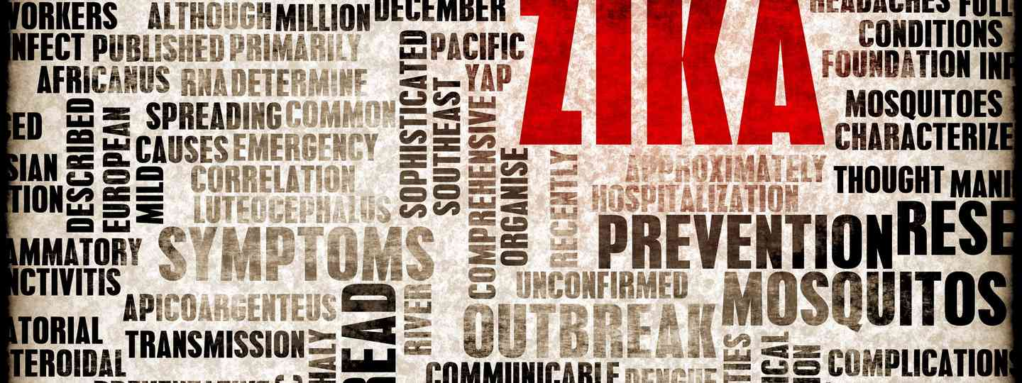 Zika sign (Shutterstock.com. See main credit below)