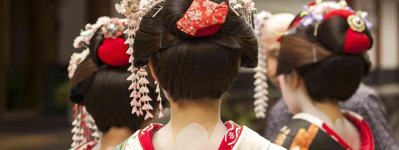 Geisha in Kyoto, Japan (Shutterstock.com)