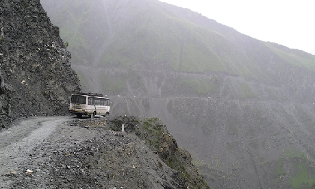 Zoji Pass, India (DrivingExperience.com)
