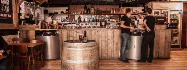 Lon Fields Tap Room (London Beer Week)