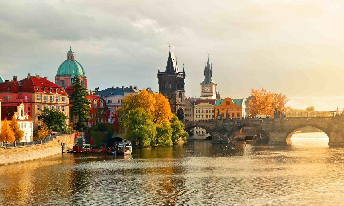 First 24 hours in Prague, Czech Republic