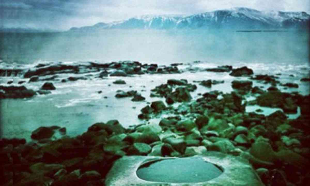 Hot pool, Reykjavik (Wanderlust)