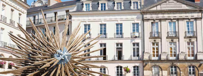 Place du Bouffay in Nantes (Shutterstock: see credit below)