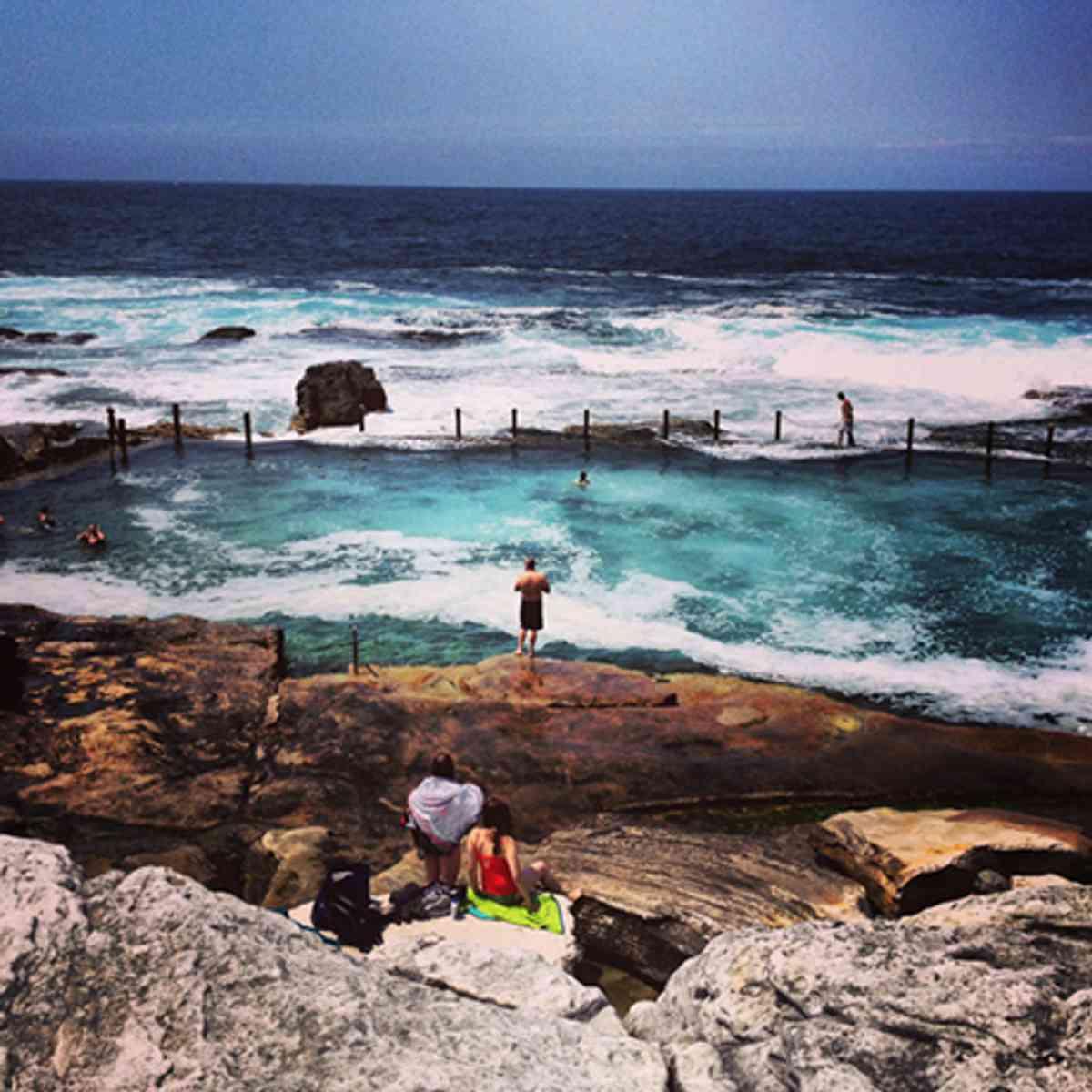 Mahon Ocean Pool (Sarah Prestwood)
