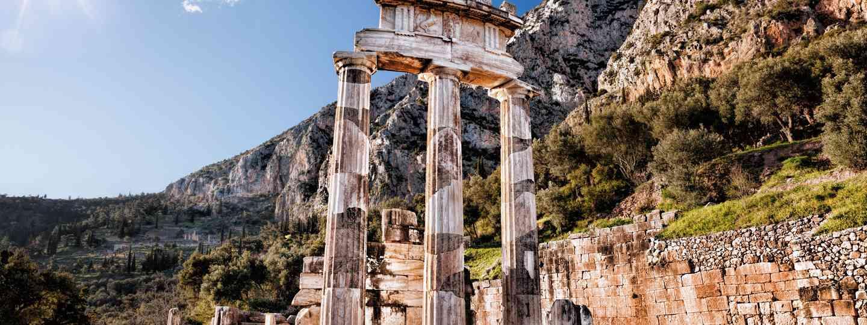 Ancient Greek temple (Shutterstock.com. See main credit below)