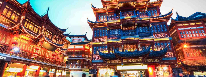 Shanghai Yuyuan Garden (Shutterstock)