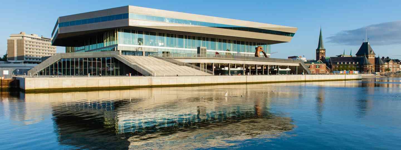 Aarhus dockland (Shutterstock.com. See main credit below)