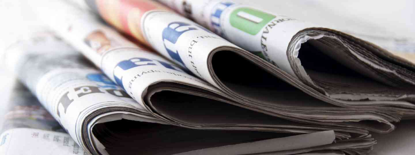 UK newspapers (Dreamstime)