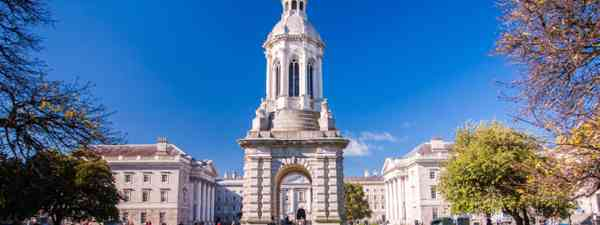 Trinity College, Dublin (Shutterstock: see credit below)