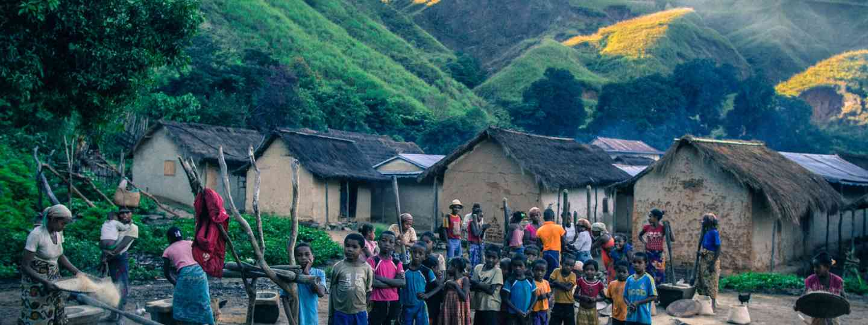 A remote Madagascan village (Suzanna Tierie)