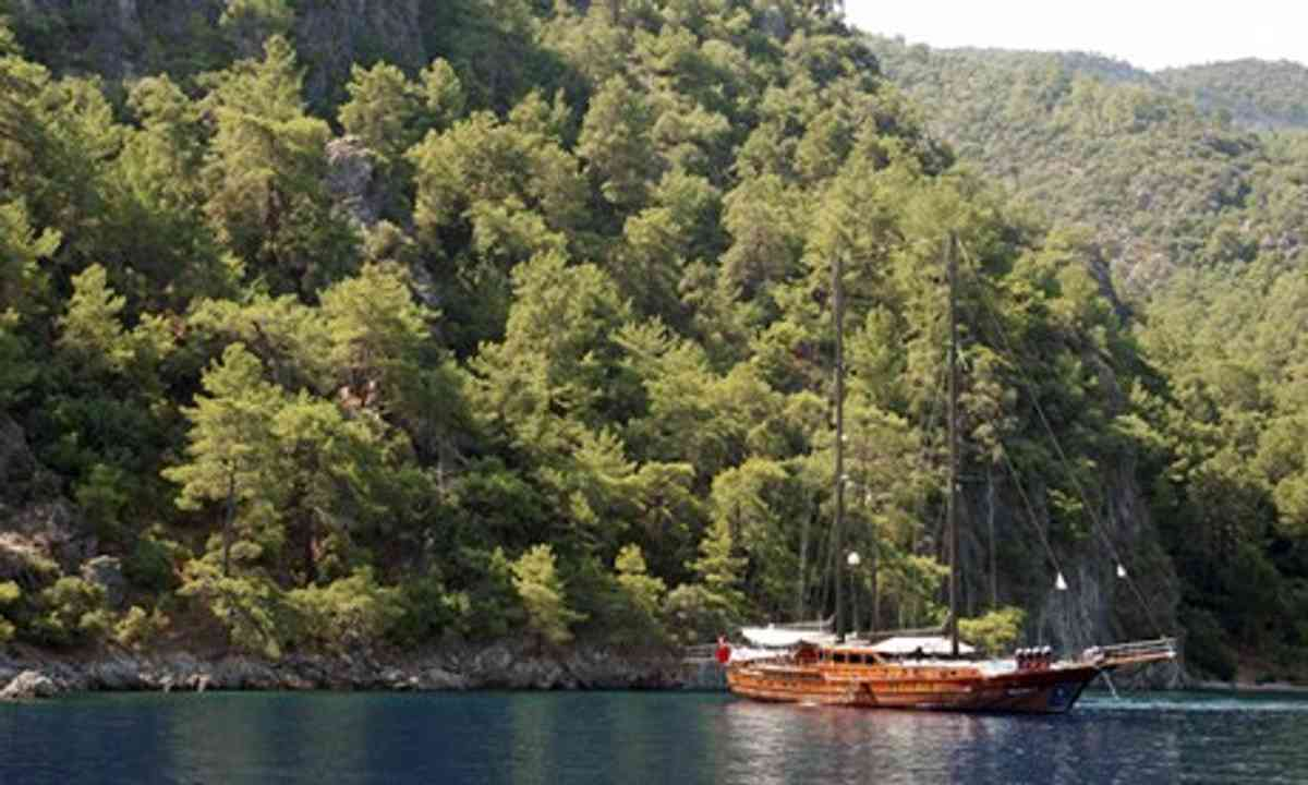 Turkish coast (Wanderlust)