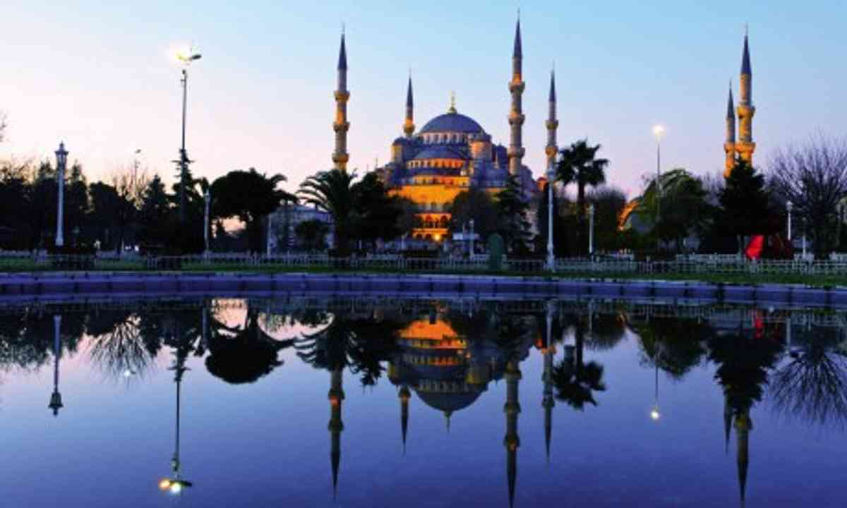 Istanbul (Wanderlust)