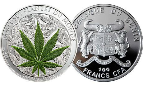 Marijuana Coin, Benin
