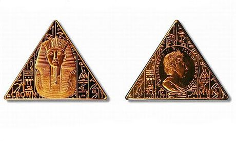 Pyramid coin, Isle of Man (Wiki Images)