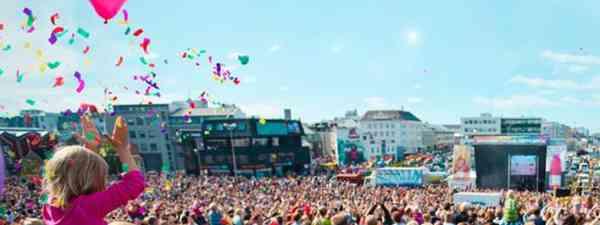 Main image: Reykjavik Pride festival (Reykjavik Pride. See main credit below)