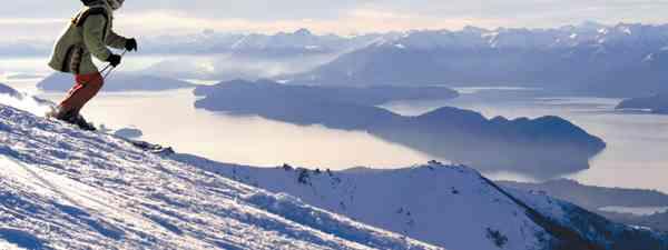 Skiing Villerica volcano (Latin America Travel Association)