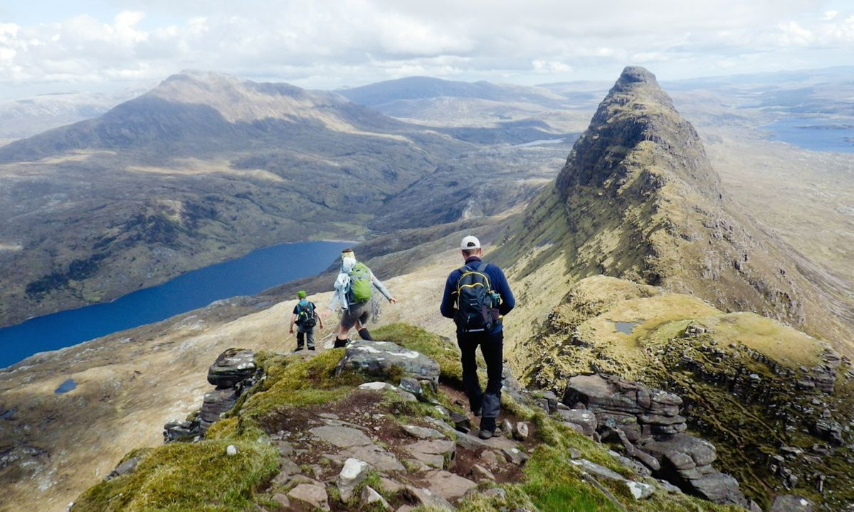 20 of Scotland's best hikes, from one-day walks and family trips to epic adventures