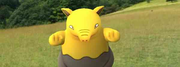 A Drowzee on Box Hill (Peter Moore)