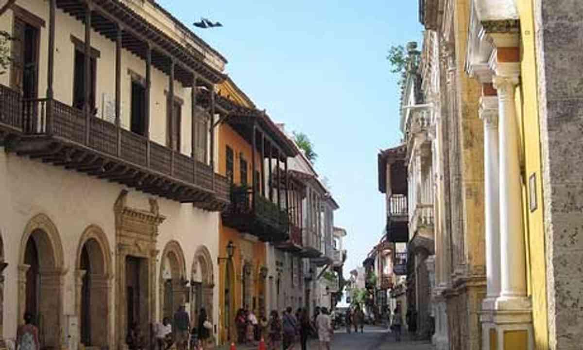 Cartagena (Wanderlust)