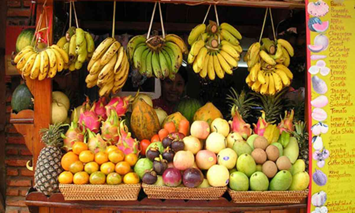 Fruit Stand (Wanderlust)