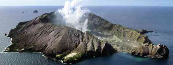 White Island (Supplied: Mark Chadwick)