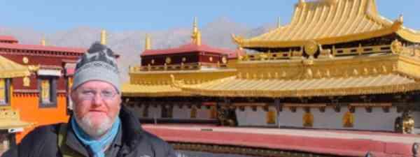 Matthew Woodward in Tibet (Matthew Woodward)