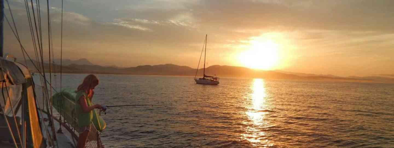 Sunrise fishing (Aimee Nance)