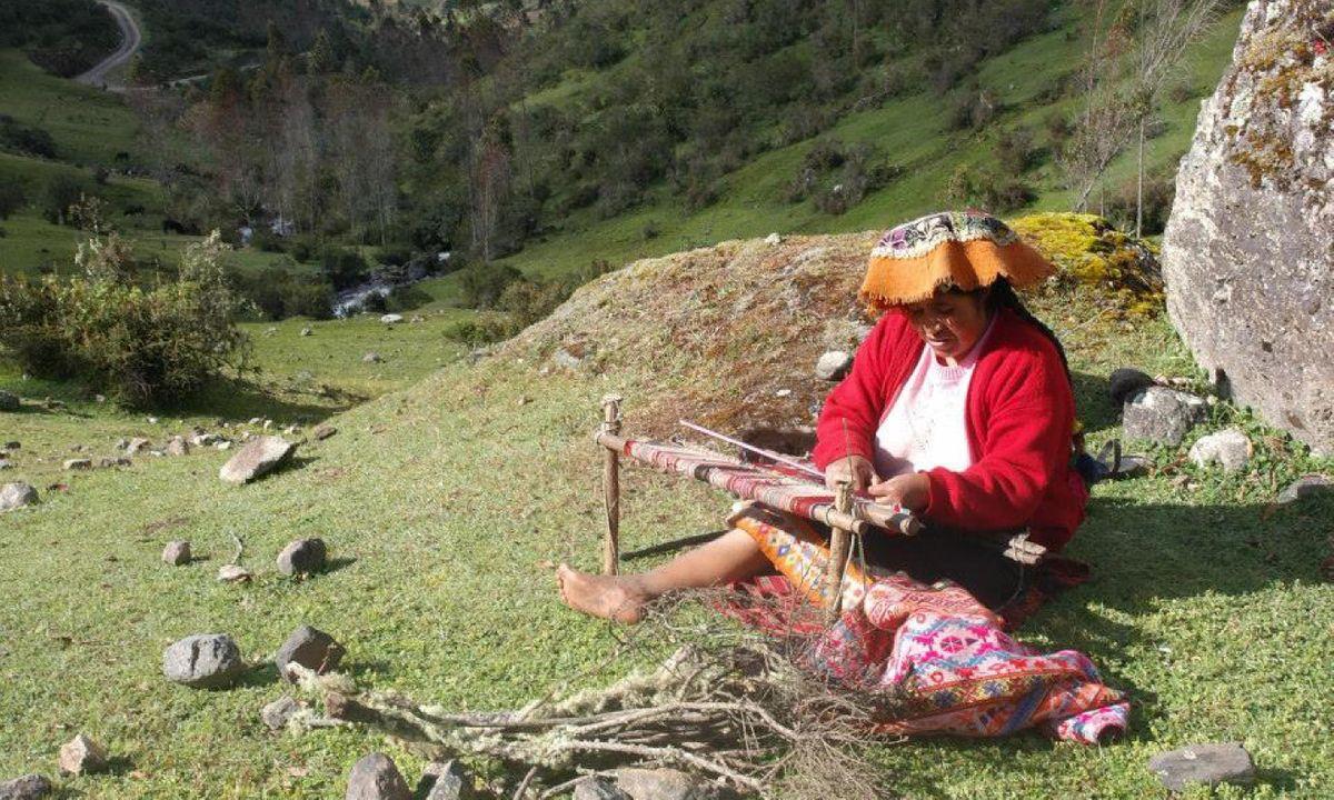 Walking the Lares Trek, Peru