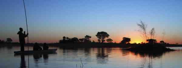 Okavango Delta, a UNESCO World Heritage Site (Shutterstock: see credit below)