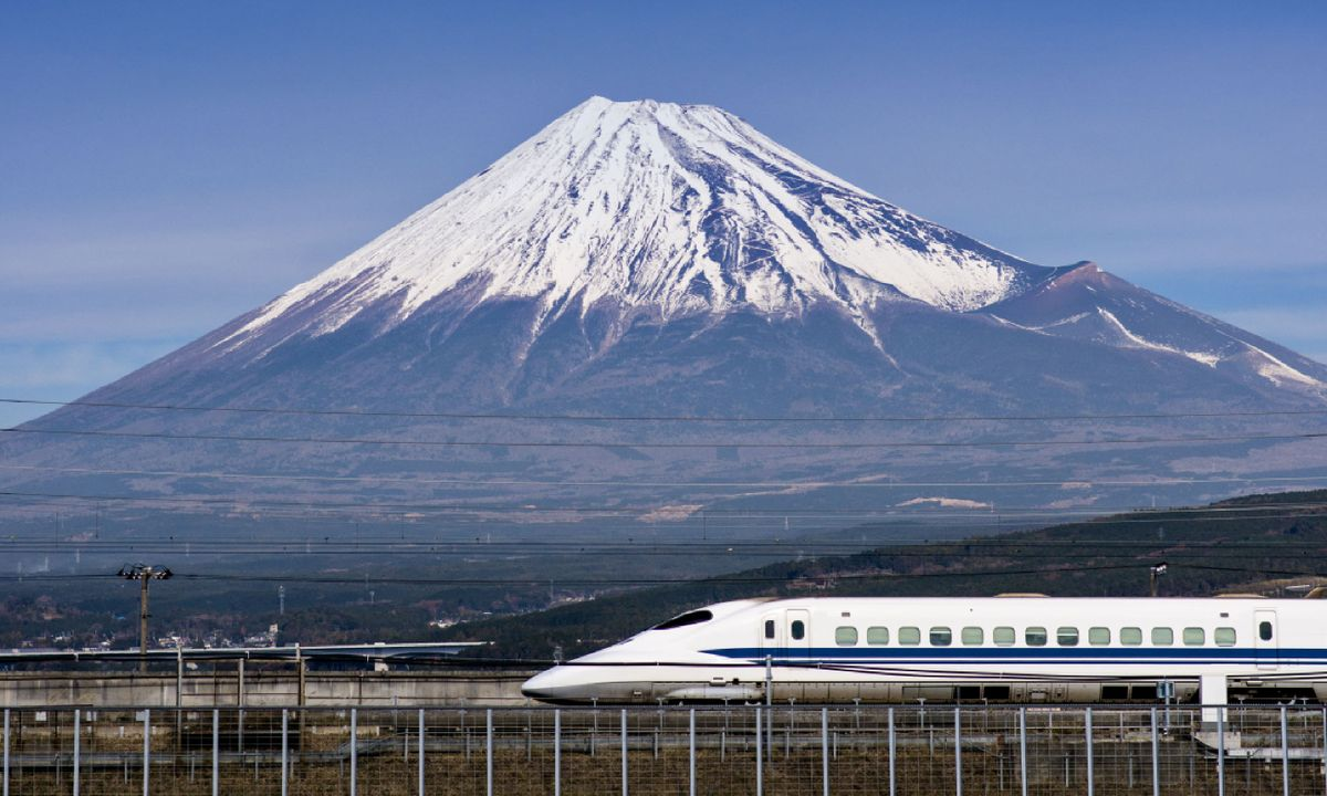 A quick guide to Japan's bullet trains