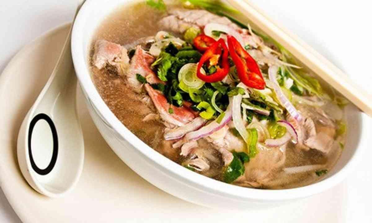 Vietnamese food (Wanderlust)