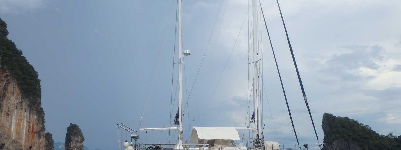 Thai anchorage (Jamie Furlong)